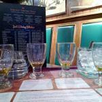 Vathouse Whiskey Tasting Trays