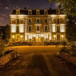 Hôtel Le Manoir de nuit....