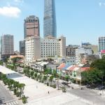 Window View - Palace Hotel Saigon Photo