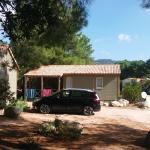 le bungalow Saphir n°6
