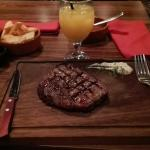 One of the best steaks I ever had