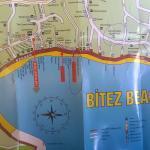 Map of Bitez