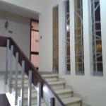 escalera al primero piso