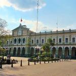 The Córdoba municipal building.