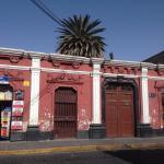 Casa típica; Calle La Merced - Arequipa