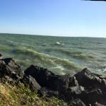 beautiful views of Lake Erie all around Pelee Island
