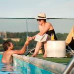 piscine domaine le castagné auch gers