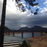 Bridge Bay at Shasta Lake Foto