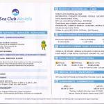 Guía de servicios y actividades