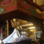 Vue sur le coin du bar