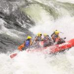 Just one of many rapids, Wow !!!
