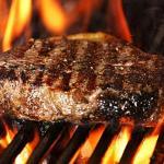 steak in josper chragrill