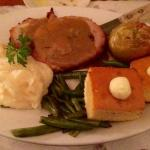 Special : Pork and Stuffing meal