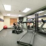 Fitness Room On-Site