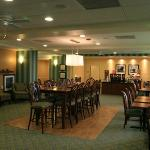 Dining Area and Comfort Food