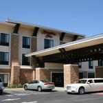 Hampton Inn Brentwood Exterior Entrance