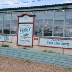 The Old Felixstowe Ferry Cafe