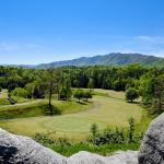 18th Fairway and Rich Mountain View