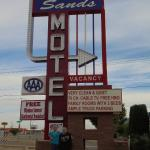 Foto de White Sands Motel