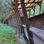 abandoned bobsleigh track