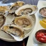 RIP TIDE oysters - meaty, clean & good  flavor.