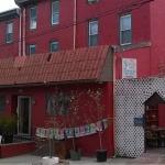 Exterior of the Neighborhood Restaurant