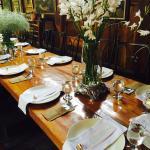 Me encanto el brunch de Primera Comunion variado,rustico y estab delicioso En el Manzano cuidan