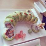 El mejor sabor e ingredientes de sushi