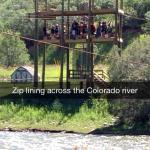 Foto de Glenwood Canyon Zipline Adventures