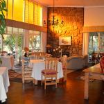 Diner area