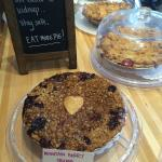 Mountain Berry Crumb