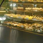 Dessert and Pastry Case