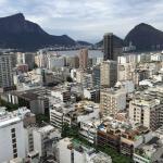 Window View - Hotel Marina Palace Rio Leblon Photo