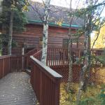 Foto de Healy Heights Family Cabins