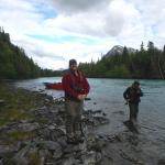 Fishing on the Kenai