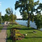 Island Park in Geneva