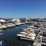 Foto de The Freeport Inn and Marina