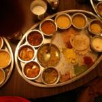 Royal Thali of Jhankar Choti Haveli RestaurantJodhpur