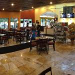 Dining area and Deli
