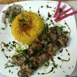 Tender and juicy lamb kabobs