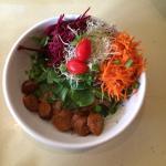 chorizo bowl
