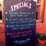 Love Miriam's changing tasty specials