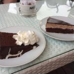 Torta al cioccolato e Torta Frangipane