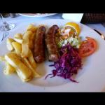 Greek Sausage