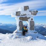 At Whistler Peak