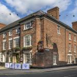 The Royal Oak Hotel, Eatery & Coffee House, Welshpool