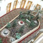 Lobby on the Villa deluxe