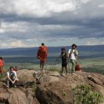 Walk with Masai tribe