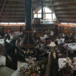Catered Wedding dinner