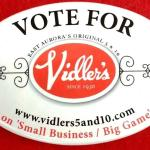 Vote for Vidler's